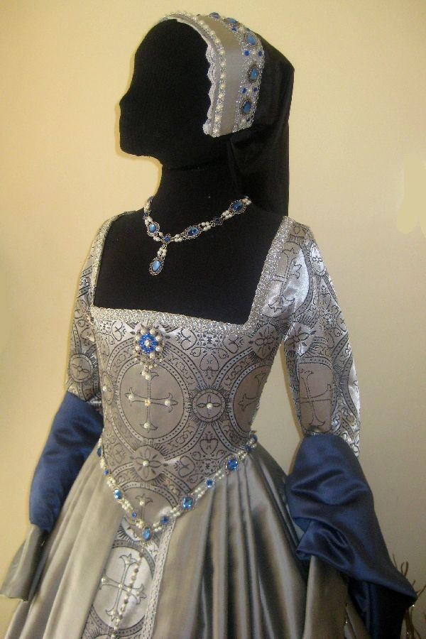 100%real Silver Thread Silver/Coffee Gold Ball Gown Long Dress Medieval Dress Queen Renaissance Gown Princess Victorian/Princess Antoinette Halloween Group