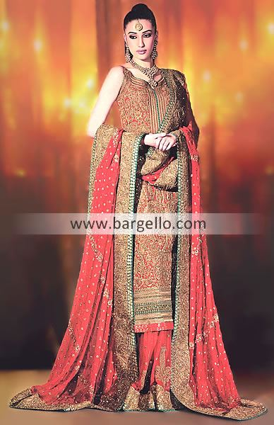 New Designer Wedding Wear And Party Wear Indian Red Color Lahenga Choli
