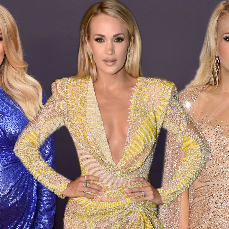 Carrie Underwood's Best CMA Awards Looks From The Last Decade | ETCanada